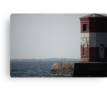 Fort Howard Tower Canvas Print