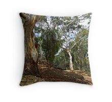 Stieglitz Bushland Throw Pillow