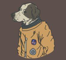 space dog Baby Tee