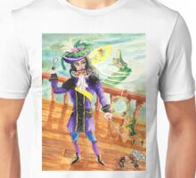 Peter Pan And Captain Hook Unisex T-Shirt