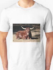 Bull Relaxing Unisex T-Shirt