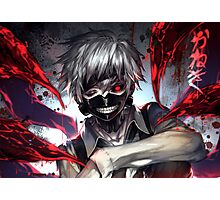 Tokyo Ghoul Photographic Print