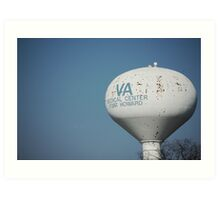 Fort Howard Water Tower Art Print