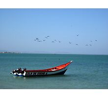 Peaceful Float Photographic Print