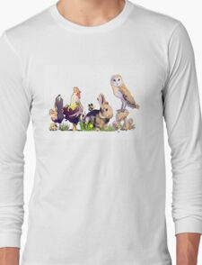 ALL HAPPY TOGETHER  Long Sleeve T-Shirt