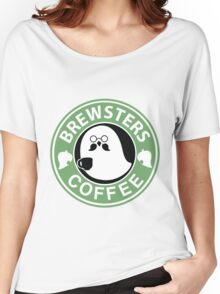 Brewster Travel Mug  Women's Relaxed Fit T-Shirt