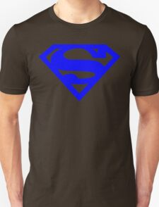 Blue Superman Symbol T-Shirt