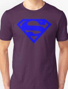 Blue Superman Symbol T-Shirt