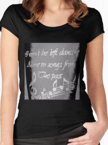 """Ella's Tattoo"" - B&W Clothing Women's Fitted Scoop T-Shirt"