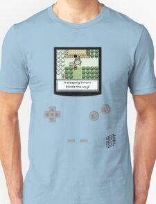 Sleeping Totoro  Unisex T-Shirt