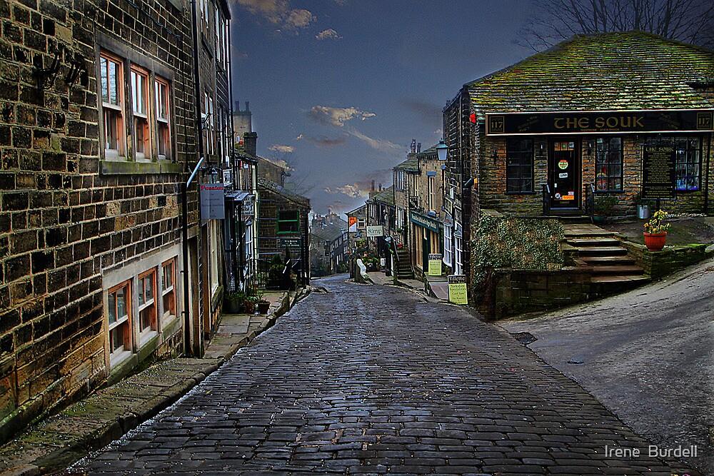 Haworth Yorkshire. by Irene  Burdell