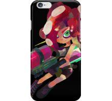 octoling girl iPhone Case/Skin
