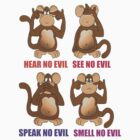 Smell No Evil by Moodphaser