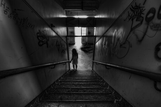 Brave exploration by Jocelyn  Parry-Jones