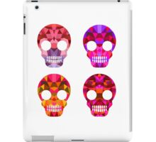 Skull Halloween iPad Case/Skin