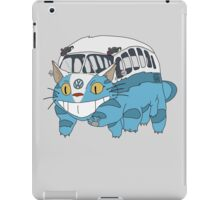 VW catbus iPad Case/Skin