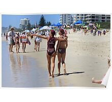 Our Future Lifeguards on the Gold Coast Poster