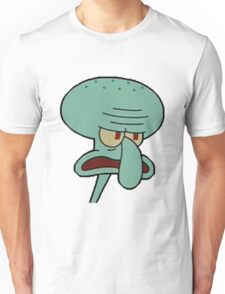 Angry Squidward T-Shirt