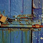 Coliemore Harbour Lock by Laurence Manly