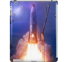 Atlas Missile Launch iPad Case/Skin