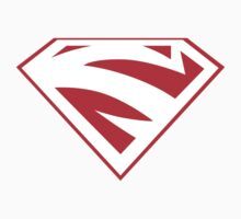 Superman Red Emblem by xanaman