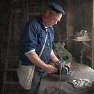 The tradesman - Sovereignhill by Hans Kawitzki