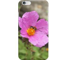 Beeing busy iPhone Case/Skin