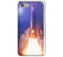 Atlas Missile Launch iPhone Case/Skin