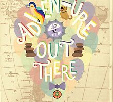 Up - Adventure is Out There by DesignsByAND