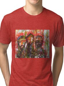 Three Kings Tri-blend T-Shirt