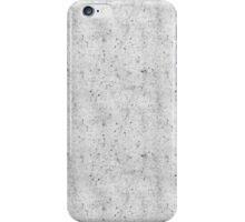 Black and White Modern Concrete Pattern iPhone Case/Skin