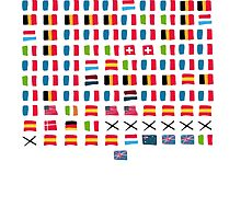 Tour Nations by Anthony Robson