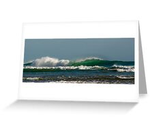 Tasman Sea Greeting Card