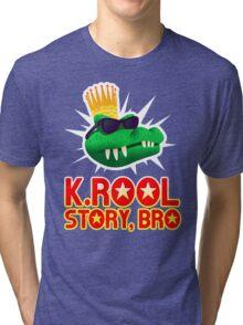 K.ROOL STORY BRO Tri-blend T-Shirt