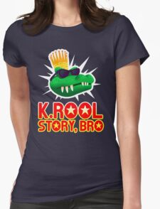 K.ROOL STORY BRO Womens Fitted T-Shirt
