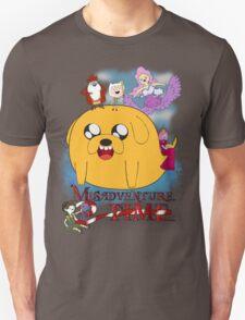 Misadventure Time  Unisex T-Shirt