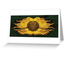 Sun rises again Greeting Card