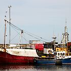 Howth Harbour August 2010 by Nicholas Jermy