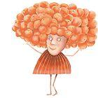 She had Fabulous Orange Hair by fizzyjinks