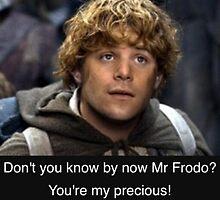 sam and frodo love by Krispullen25