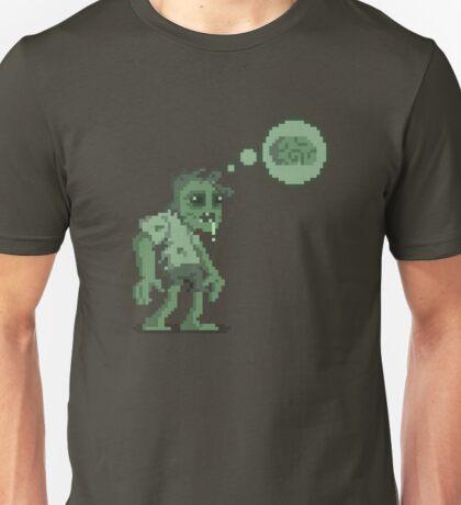 Braaaaaainnnsss.... Unisex T-Shirt
