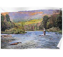 Schoharie Creek Poster