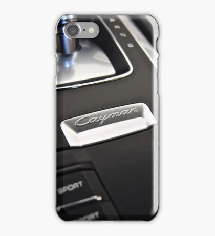Center Console iPhone Case/Skin