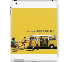 Little Miss Greendale  iPad Case/Skin