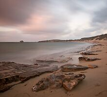 long exposure at Point Peron by Martin Pot