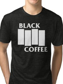 Black Flag Coffee  Tri-blend T-Shirt