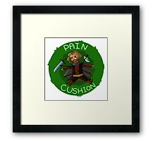 Boromir is dead Framed Print