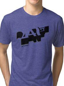 Twenty4: Seven (Dark) Tri-blend T-Shirt