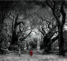 Little Dead Riding Hood by doug jack