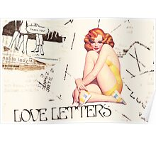 love letters, 2011 Poster